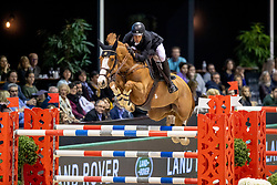 Alvarez Aznar Eduard, ESP, Legend<br /> Jumping International de Bordeaux 2020<br /> © Hippo Foto - Dirk Caremans<br />  08/02/2020
