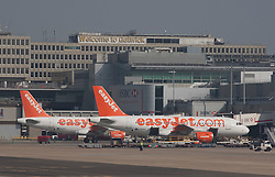 © Licensed to London News Pictures. 19/11/13. Budget airline Easyjet has reported a rise of 50.9% in annual profits to £478m<br />