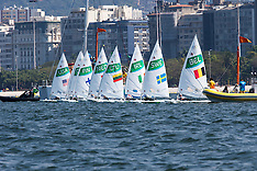 Day 08 - Aug 15 - Laser Women - Rio 2016