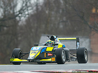 #26 Linus LUNDQVIST (SWE) Double R  during British F3 Championship as part of the British GT and BRDC British F3 Championship at Oulton Park, Little Budworth, Cheshire, United Kingdom. April 02 2018. World Copyright Peter Taylor/PSP.