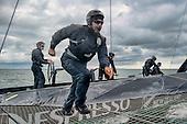 Onboard ETNZ AC72, 17/10/2012