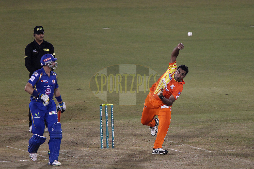 Asif RAZA of the Lahore Lions during the qualifier 2 match of the Oppo Champions League Twenty20 between the Mumbai Indians and the Lahore Lions held at the Chhattisgarh International Cricket Stadium, Raipur, India on the 13th September 2014<br /> <br /> Photo by:  Ron Gaunt / Sportzpics/ CLT20<br /> <br /> <br /> Image use is subject to the terms and conditions as laid out by the BCCI/ CLT20.  The terms and conditions can be downloaded here:<br /> <br /> <br /> http://sportzpics.photoshelter.com/gallery/CLT20-Image-Terms-and-Conditions-2014/G0000IfNJn535VPU/C0000QhhKadWcjYs
