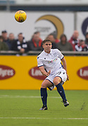 13th July 2019,  Balmoral Stadium, Cove, Scotland; Scottish League Cup football, Cove Rangers versus Dundee; Finlay Robertson of Dundee