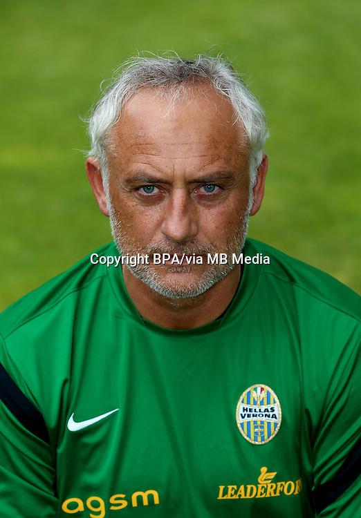 andrea mandorlini - coach ( Hellas Verona )