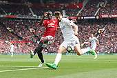 Manchester United v Swansea City 300417