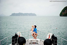 Phuket Honeymoon Photography: Ao Po Grand Marina
