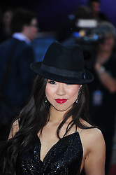 © Licensed to London News Pictures. 11/08/2011. London, England.Selina Lo attends the U.K premiere of Cowboys and Aliens Starring Harrison Ford and Daniel Craig at the O2 Cineworld London Photo credit : ALAN ROXBOROUGH/LNP