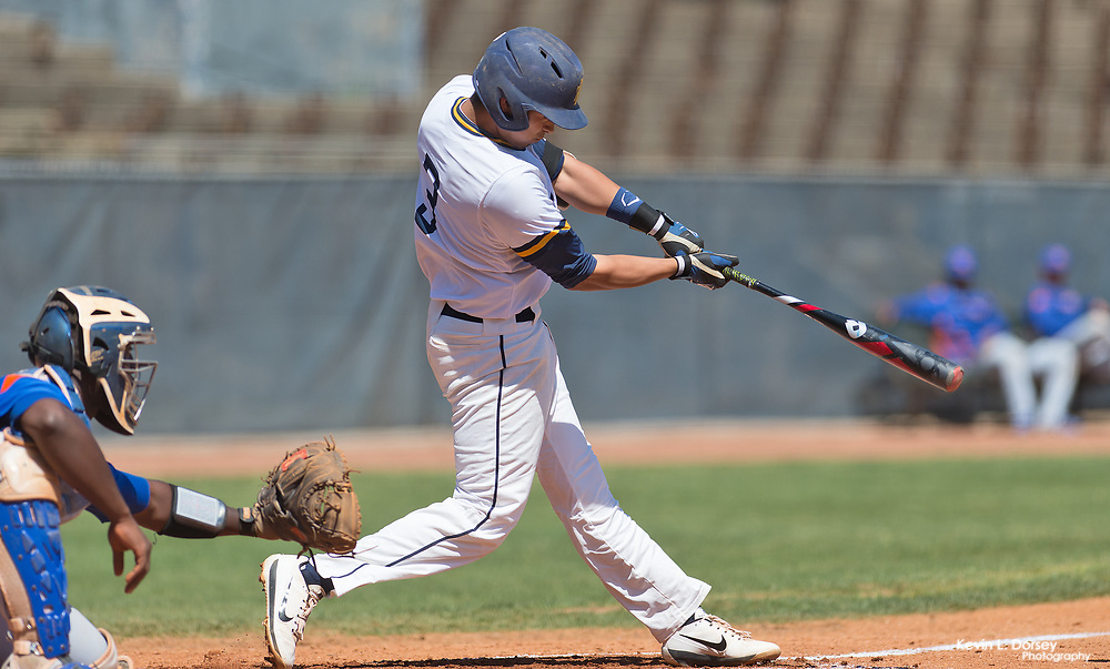 2017 A&T Baseball vs Savannah State \ www.ncataggies.com - Photo by: Kevin L. Dorsey