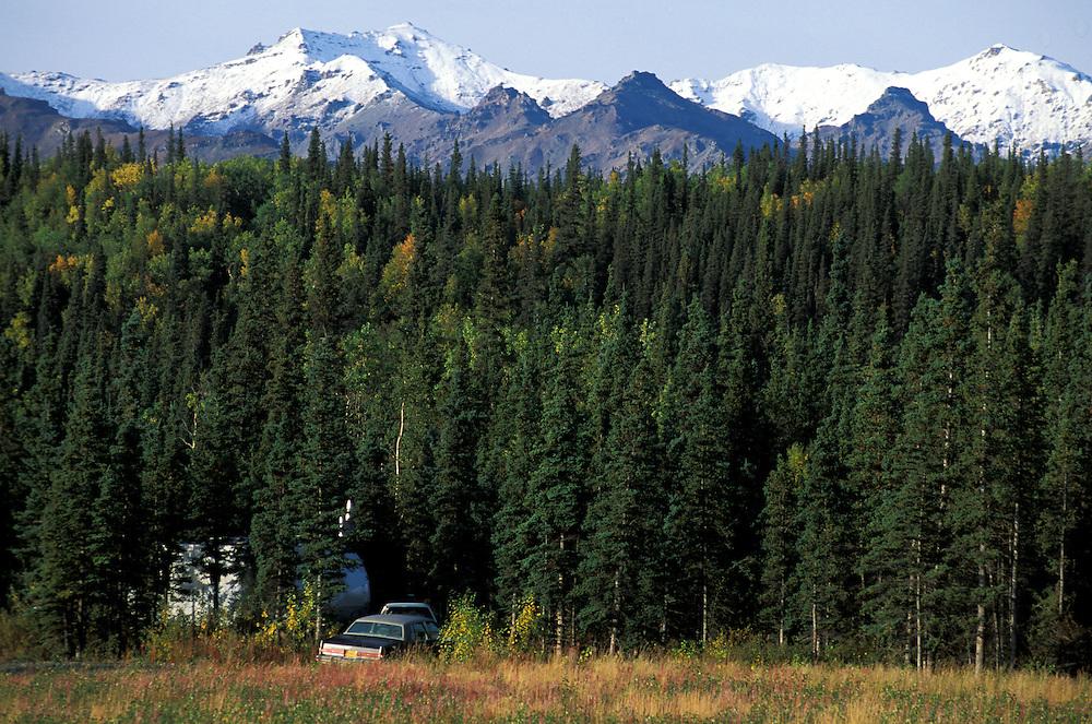 Healy, Alaska, USA
