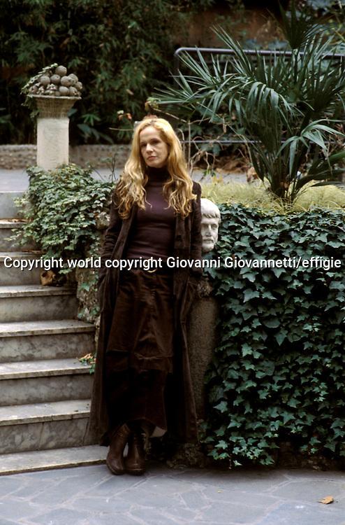 Alona Kimhi<br />Milano, febbraio 2007<br />world copyright Giovanni Giovannetti/effigie