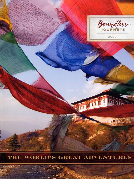 Boundless Journeys Cover-Paro, Bhutan