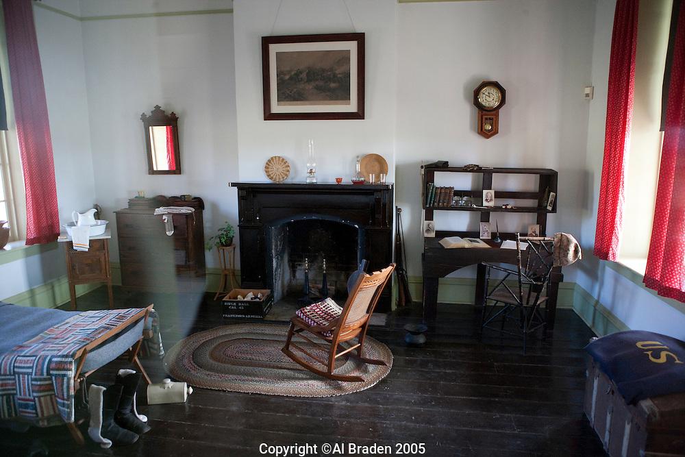 Ft. Davis National Historic Site, Ft. Davis, Texas