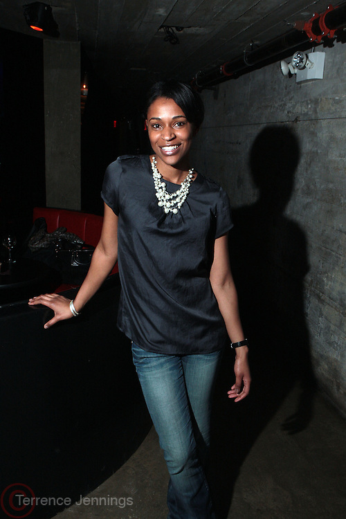 28 April 2011- New York,  NY- Deena Campbell at The Sparkling Celebration for the Birthday of Harriette Cole held at the Galapagos Art Space on April 27, 2011 in Brooklyn, NY Photo Credit: Terrence Jennings