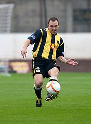 Stephen Thomson, Berwick Rangers..Berwick Rangers 0 v 1 Annan Athletic, 1/10/2011..Pic © Michael Schofield.