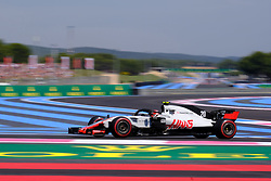June 22, 2018 - Le Castellet, Var, France - Haas 20 Driver KEVIN MAGNUSSEN (DEN) in action during the Formula one French Grand Prix at the Paul Ricard circuit at Le Castellet - France (Credit Image: © Pierre Stevenin via ZUMA Wire)