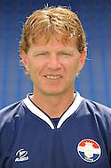 Tilburg -  Alfons Groenendijk, Technische staf van Willem II, eredivisie, seizoen 2008 - 2009. ANP PHOTO ORANGEPICTURES BART BEL