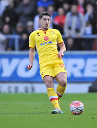 JOE WALSH  MK Dons, Cobblers, Northampton Town v MK Dons, FA Cup 3rd Round,  Sixfields Stadium, Saturday 9th January 2016