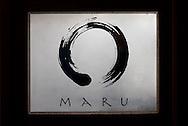 Maru restaurant in Aspen, Colorado.