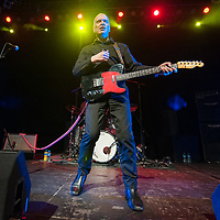 Wilko Johnson in concert at the O2 ABC, Glasgow, Great Britain 11th May 2018