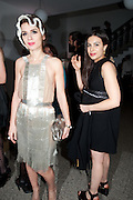 LARA BOHINC; FLAVIE AUDI, ,Swarovski Whitechapel Gallery Art Plus Opera,  An evening of art and opera raising funds for the Whitechapel Education programme. Whitechapel Gallery. 77-82 Whitechapel High St. London E1 3BQ. 15 March 2012