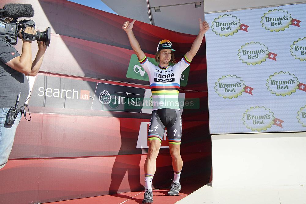 June 17, 2017 - Schaffhausen, Schweiz - Schaffhausen, 17.06.2017, Radsport - Tour de Suisse, Peter Sagan gewinnt an der 8. Etappe der Tour de Suisse. (Credit Image: © Melanie Duchene/EQ Images via ZUMA Press)