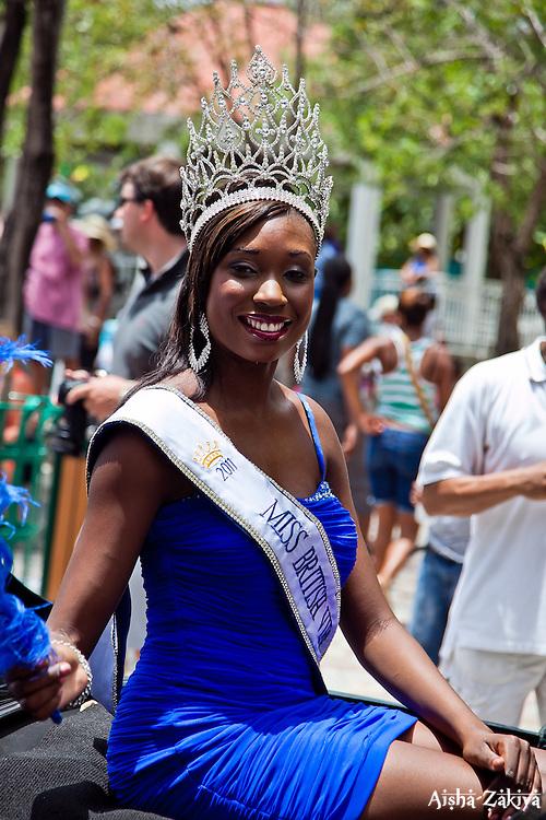 Miss BVI St. John Carnival 2012 © Aisha-Zakiya Boyd