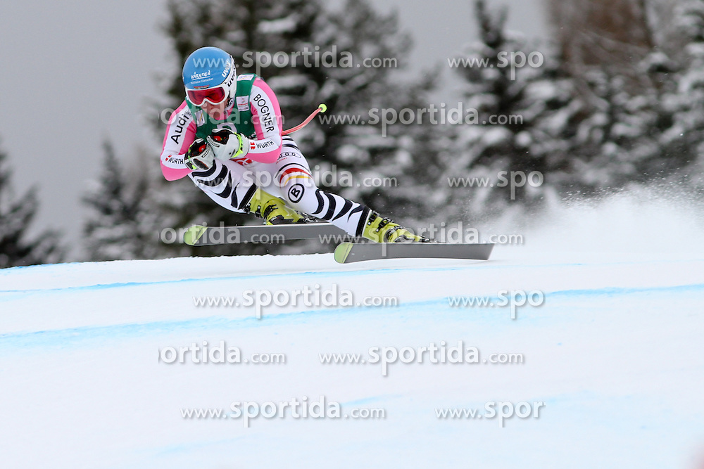 07.02.2013, Planai, Schladming, AUT, FIS Weltmeisterschaften Ski Alpin, 2. Training Abfahrt,  Damen, im Bild Veronique Hronek (GER) // Veronique Hronek of Germany in action during 2nd practice of the ladies downhill at the FIS Ski World Championships 2013 at the Planai Course, Schladming, Austria on 2013/02/07. EXPA Pictures © 2013, PhotoCredit: EXPA/ Martin Huber