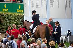 Werth Isabell, (GER), Don Johnson FRH<br /> FEI European Championships - Aachen 2015<br /> © Hippo Foto - Leanjo de Koster<br /> 15/08/15