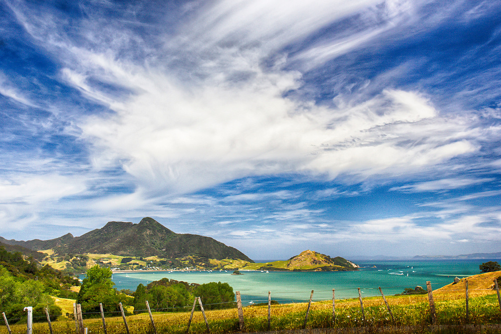 Bream Bay Whangarei Heads