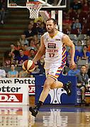 Adelaide 36ers v Wollongong Hawks Jan 18th 2015. Picture Dylan Coker