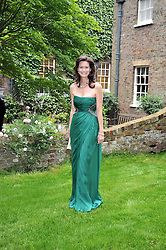 KATHERINE GRIEG at the Raisa Gorbachev Foundation fourth annual fundraising gala dinner held at Stud House, Hampton Court, Surrey on 6th June 2009.