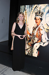 Curator SUSANNA BROWN at a private view of Photographs by Cecil Beaton celebrating the diamond jubilee of HM The Queen Elizabeth 11 at the Victoria & Albert Museum, Cromwell Road, London on 6th February 2012.