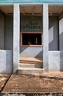 Bar La Paloma in Biran, Holguin, Cuba.