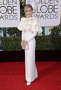 JANE FONDA @ the 73rd Annual Golden Globe awards held @ the Beverly Hilton hotel.<br /> ©Exclusivepix Media