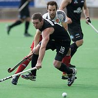 MELBOURNE - Champions Trophy men 2012<br /> England v New Zealand<br /> foto: Phil Burrows and Nick Catlin..<br /> FFU PRESS AGENCY COPYRIGHT FRANK UIJLENBROEK