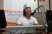 The migrant web radio at Missao Paz is an excellent way of reaching a large audience.<br /> <br /> Missao Paz provides advice and support on employment, health, family, community and education. They also have residential quarters where people can stay when they have no where else. <br /> <br /> Their mission is to welcome, understand, integrate and celebrate the lives of immigrants and refugees, dreaming of a universal citizenship.