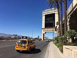 October 3, 2017 - Stockholm Las Vegas, Sweden USA - 64-Ã¥rige Stephen Paddock dödade 59 personer och skadade över 500 när han sköt frÃ¥n ett hotellrum pÃ¥ Mandalay Bay in bland 20 000 människorna som samlats för utomhusfestivalen ''Route 91 Harvest'' i Las Vegas den 1 oktober 2017 (Credit Image: © Holm Stefan Holm Stefan/Aftonbladet/IBL via ZUMA Wire)