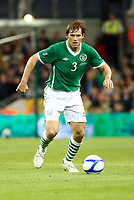 Football - UEFA Championship Qualifier - Republic of Ireland v Andorra<br /> Kevin Kilbane (Rep of Ireland) in action in the UEFA Championship Group B Qualifier between the Republic of Ireland and Andorra at the Aviva Stadium in Dublin.