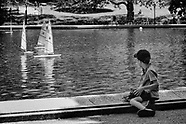 Central Park-Sailboat Pond