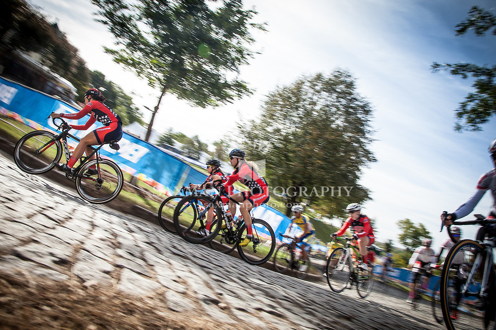 Richmond 2015 UCI Cycling Championships in Richmond, VA