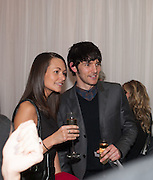 COLIN MORGAN, English National Ballet's celebrates their Christmas season at the London Coliseum,  St Martins Lane hotel. London. 13 December 2012.