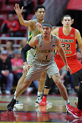 NORMAL, IL - November 13: Rob Shaw during a college basketball game between the ISU Redbirds  and the Chicago State Cougars on November 13 2018 at Redbird Arena in Normal, IL. (Photo by Alan Look)