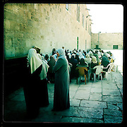 Jerusalem, Israel. September 20th 2011.The Temple Mount...
