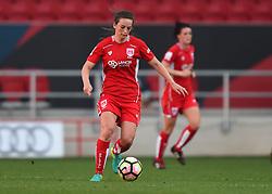 Chloe Arthur of Bristol City Women - Mandatory by-line: Paul Knight/JMP - 22/04/2017 - FOOTBALL - Ashton Gate - Bristol, England - Bristol City Women v Reading Women - FA Women's Super League 1 Spring Series