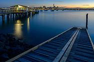 Oceania, New Zealand, Aotearoa, North Island, Auckland, Skyline