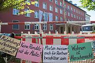 Protest against Deutsche Wohnen AG