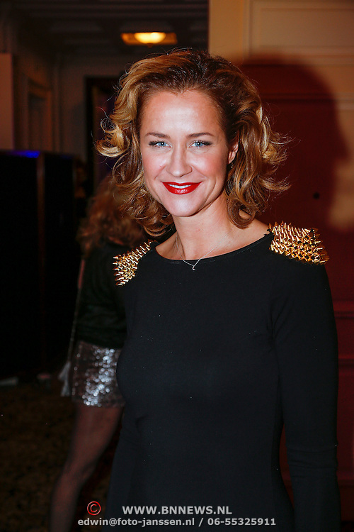 NLD/Amsterdam/20121112 - Beau Monde Awards 2012, Paulien Huizinga