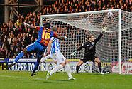 Crystal Palace v Huddersfield 221212