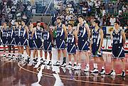 Italia-USA Roma 1998<br /> team italia