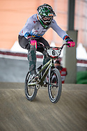 #6 (EVANS Kyle) GBR at Round 5 of the 2019 UCI BMX Supercross World Cup in Saint-Quentin-En-Yvelines, France